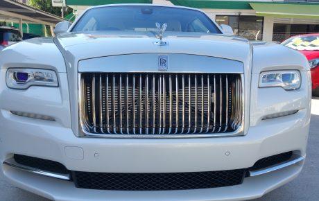 Rolls-Royce Ghost  '2017