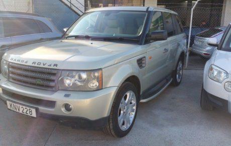 Land Rover Range Rover Sport  '2007