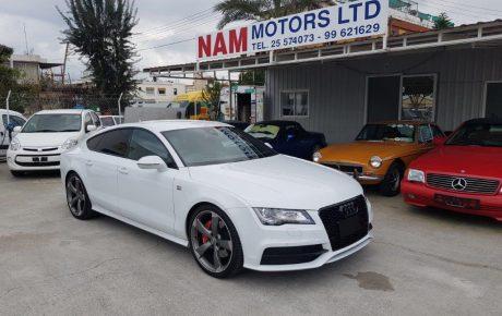 Audi A7  '2014