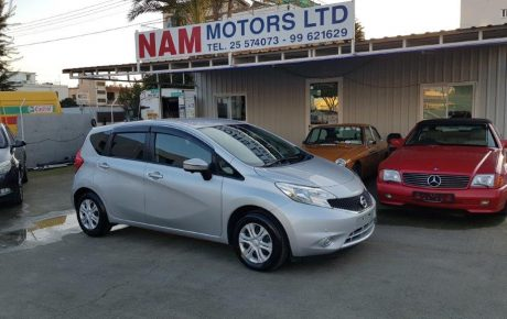 Nissan Note  '2016
