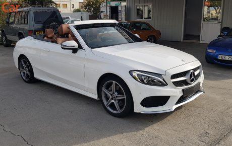 Mercedes-Benz C-Class  '2018