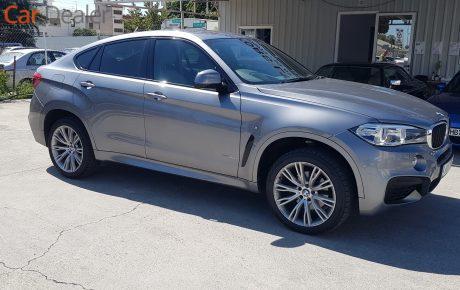 BMW X6  '2017