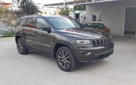 Jeep Grand Cherokee  '2017