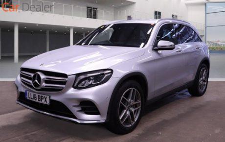 Mercedes-Benz GLC Class  '2018