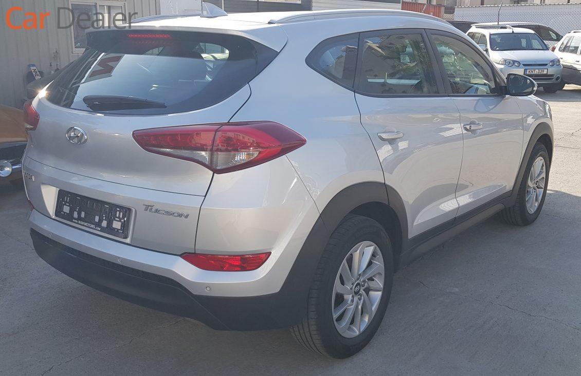 Nam Motors » Hyundai Tucson '2017