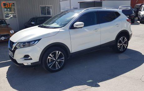 Nissan Qashqai   '2018
