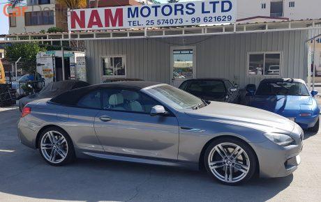 BMW 6 Series  '2014