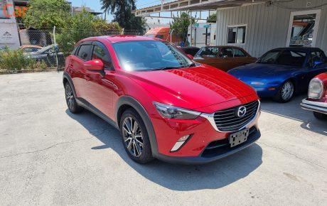 Mazda CX3  '2017