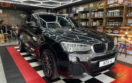 BMW X3  '2016